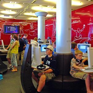 Интернет-кафе Муханово