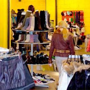 Магазины одежды и обуви Муханово