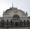 Железнодорожные вокзалы в Муханово