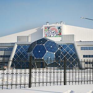 Спортивные комплексы Муханово