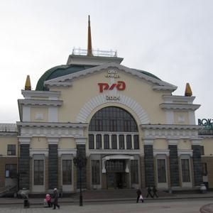 Железнодорожные вокзалы Муханово